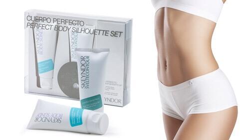 Set de Cremas Corporales Perfect Body Silhouette Set
