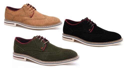 Zapatos Oxford para caballero