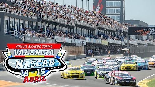 2x1 entradas Valencia Nascar Fest en Cheste