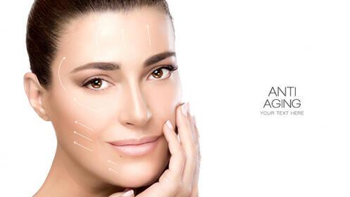 Rejuvenecimiento facial con efecto inmediato