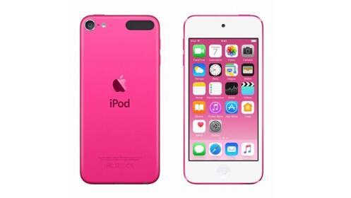 iPod Touch - Última generación 64GB Rosa