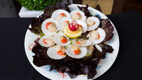 Exquisito menú degustación en Rimbombín