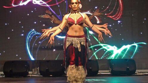 Aprende a bailar en Gisela Centro de Danza