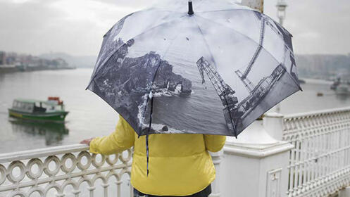 Paraguas de Bizkaia