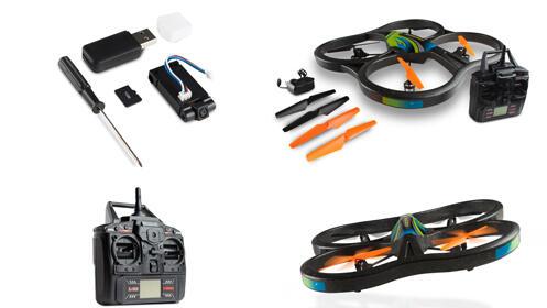 Big Drone 6 ejes TanGO