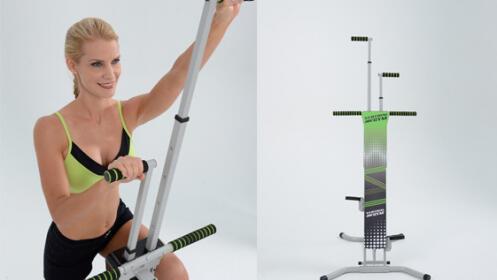 Ejercítate en casa con Vertical Gym + Ordenador multifunción