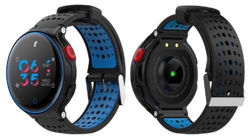 Smartwatch deportivo Fierro