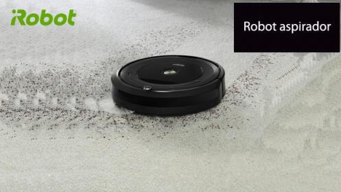 ROBOT ASPIRADOR ROOMBA 696