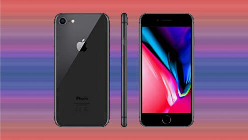 iPhone 8 64 GB Gris espacial Reacondicionado