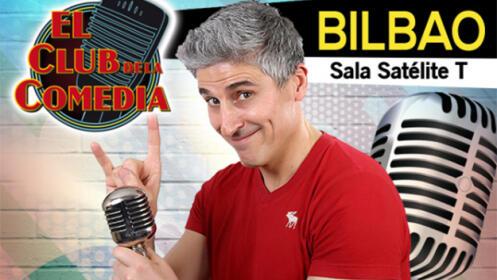 Monólogo de Juan Aroca en Bilbao