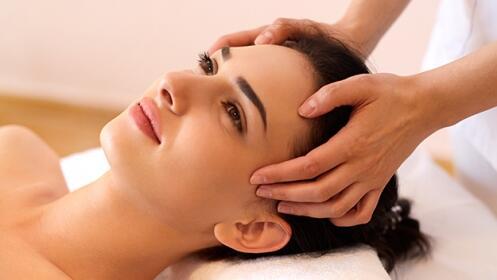 viaje masaje facial